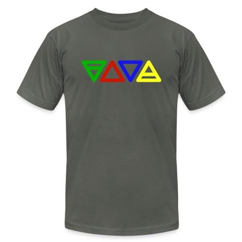 elements symbols - Unisex Jersey T-Shirt by Bella + Canvas