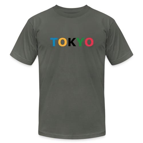 Tokyo 2020 - Unisex Jersey T-Shirt by Bella + Canvas