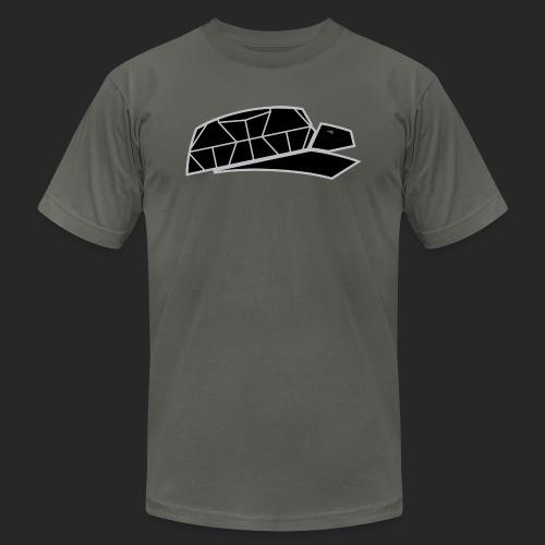 Turtle Go - Unisex Jersey T-Shirt by Bella + Canvas