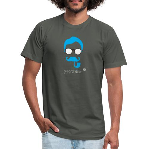 Geo Professor - Unisex Jersey T-Shirt by Bella + Canvas