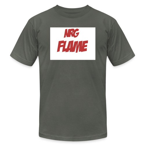 FLAME - Unisex Jersey T-Shirt by Bella + Canvas