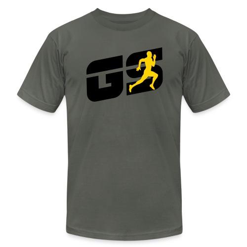 sleeve gs - Unisex Jersey T-Shirt by Bella + Canvas