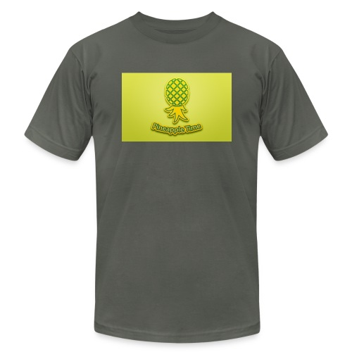 Swingers - Pineapple Time - Unisex Jersey T-Shirt by Bella + Canvas