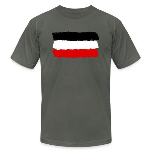 Deutsches Reich flag - Unisex Jersey T-Shirt by Bella + Canvas