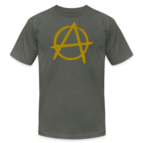Anarchy - Unisex Jersey T-Shirt by Bella + Canvas