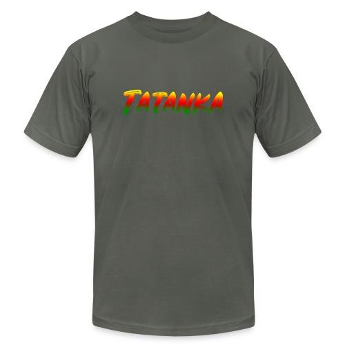 Tatanka - Unisex Jersey T-Shirt by Bella + Canvas