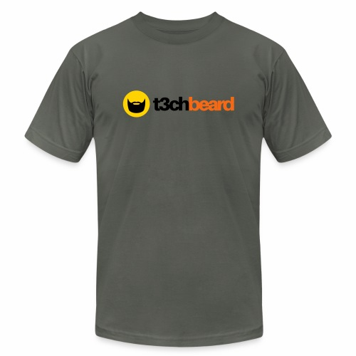 t3chBeard - Unisex Jersey T-Shirt by Bella + Canvas