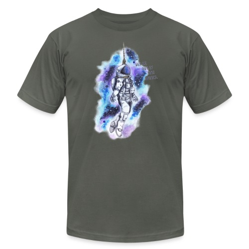Get Me Out Of This World - Unisex Jersey T-Shirt by Bella + Canvas