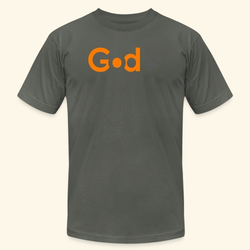 GOD IS #6 - Unisex Jersey T-Shirt by Bella + Canvas
