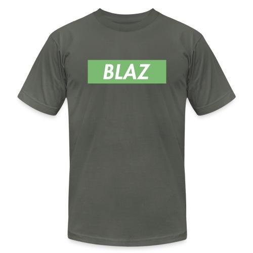 BLAZ LOGO - Unisex Jersey T-Shirt by Bella + Canvas
