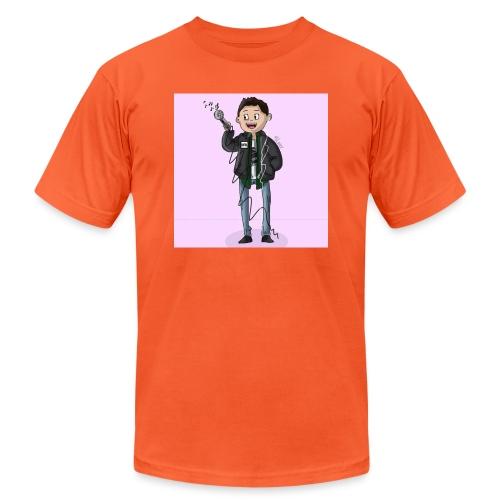 Lil Aver Art - Unisex Jersey T-Shirt by Bella + Canvas