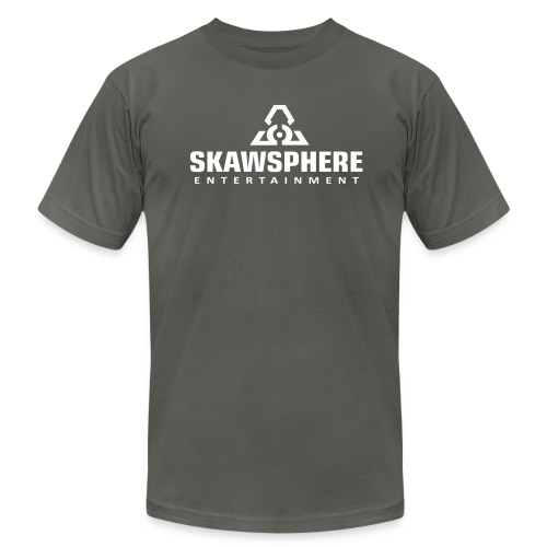 Skawsphere logo - Unisex Jersey T-Shirt by Bella + Canvas