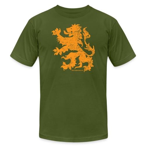 Dutch Lion - Unisex Jersey T-Shirt by Bella + Canvas