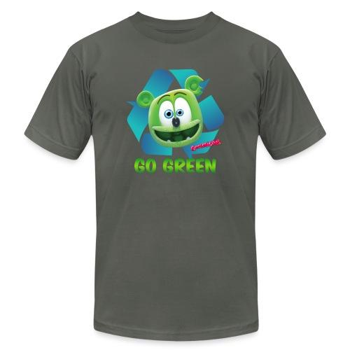Gummibär Recycle - Unisex Jersey T-Shirt by Bella + Canvas