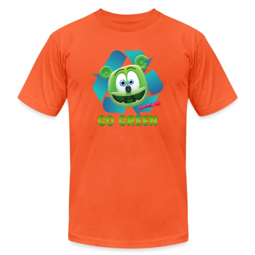 Gummibär Recycle - Unisex Jersey T-Shirt by Bella + Canvas
