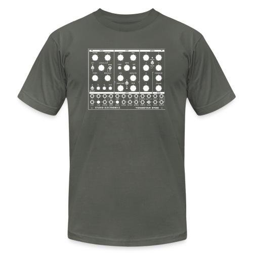 Tonestar8106 T9 png - Unisex Jersey T-Shirt by Bella + Canvas