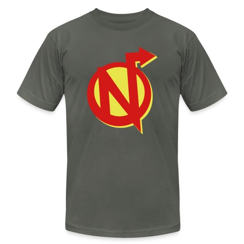 NerdarchyLogo - Unisex Jersey T-Shirt by Bella + Canvas