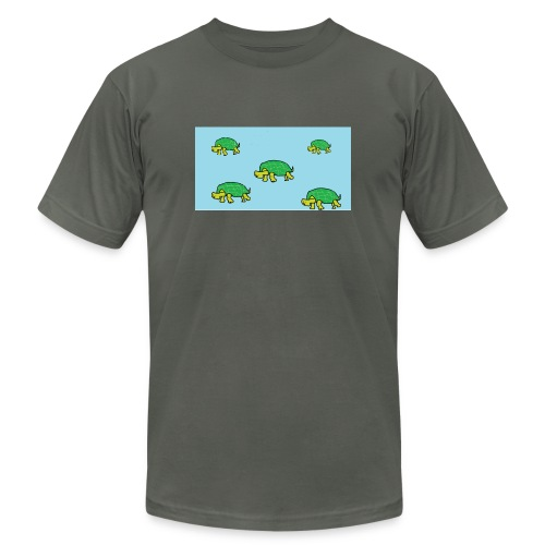 hib2 png - Unisex Jersey T-Shirt by Bella + Canvas