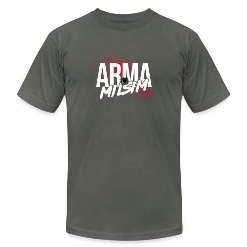 arma milsim2 - Unisex Jersey T-Shirt by Bella + Canvas