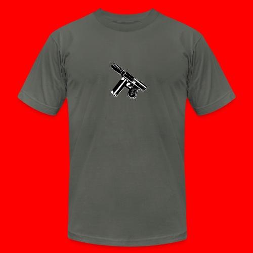 The Friend tec - Unisex Jersey T-Shirt by Bella + Canvas