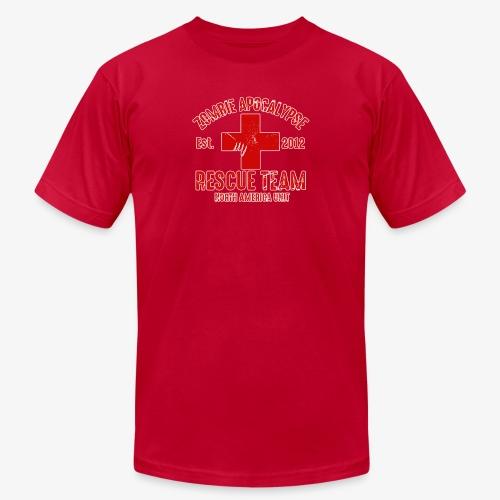 Zombie Help Team - Unisex Jersey T-Shirt by Bella + Canvas