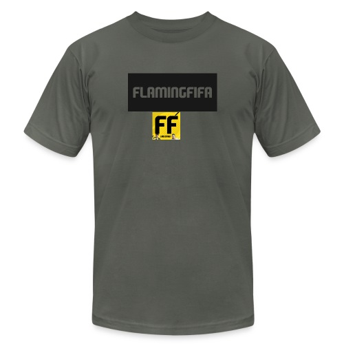 FIFA17LOGOICON png - Unisex Jersey T-Shirt by Bella + Canvas