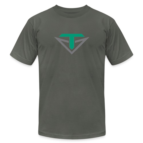 Toulon Golf Logo Shirt - Unisex Jersey T-Shirt by Bella + Canvas