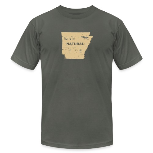 Natural - Men's Jersey T-Shirt