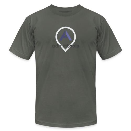 geo jobe Admin Tools - Unisex Jersey T-Shirt by Bella + Canvas
