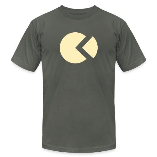 piechart - Unisex Jersey T-Shirt by Bella + Canvas