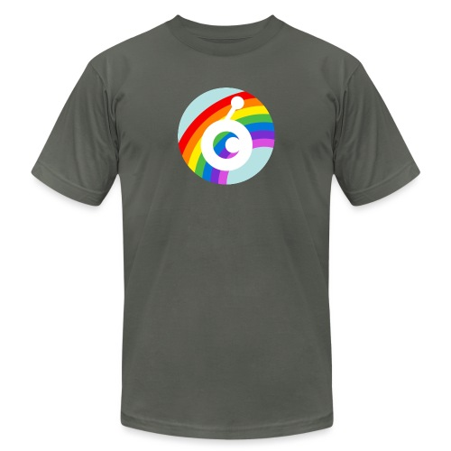 rainbow OST - Unisex Jersey T-Shirt by Bella + Canvas