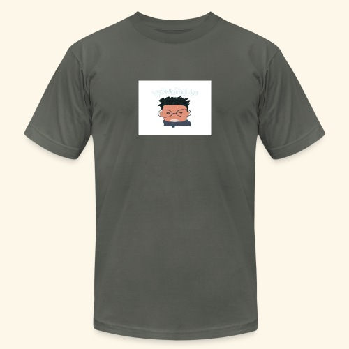 weiweigang logo edit - Unisex Jersey T-Shirt by Bella + Canvas