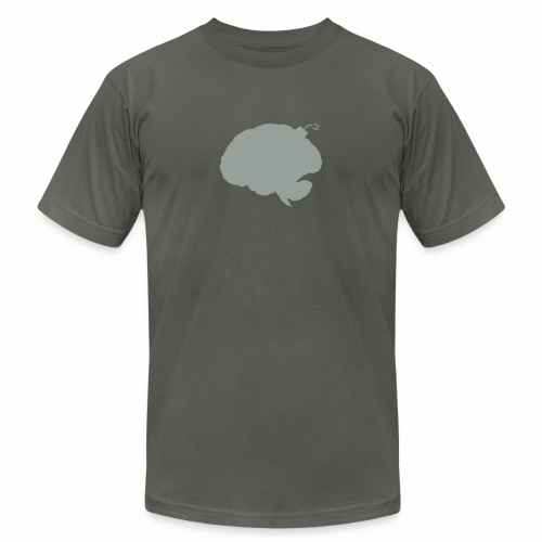 Brainbomb - Unisex Jersey T-Shirt by Bella + Canvas