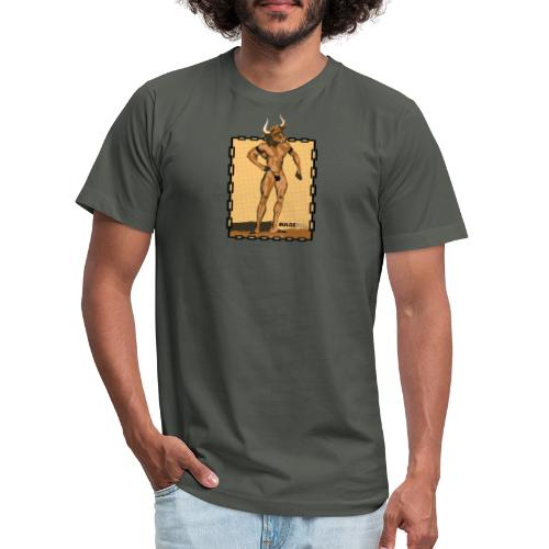 bulgebullminotaur - Unisex Jersey T-Shirt by Bella + Canvas
