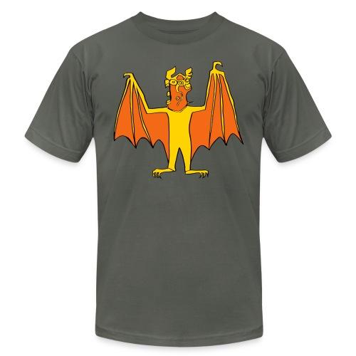 Demon Bat - Unisex Jersey T-Shirt by Bella + Canvas