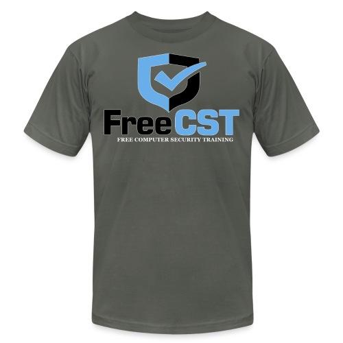 FreeCST KC04a A00a 02 shirt white png - Unisex Jersey T-Shirt by Bella + Canvas