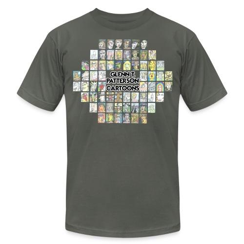 Glenn T Patterson C - Unisex Jersey T-Shirt by Bella + Canvas