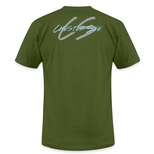 csgrayblue - Unisex Jersey T-Shirt by Bella + Canvas