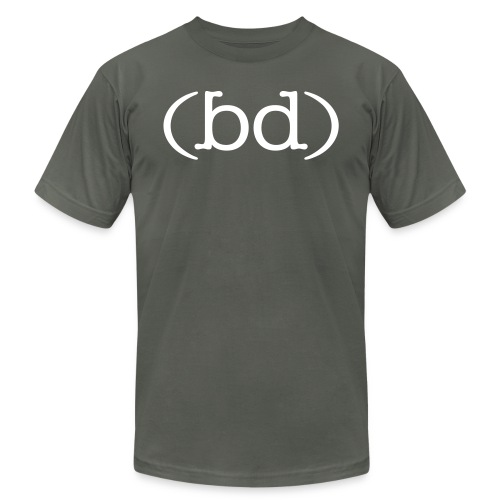 Braindead Solutions Logotype - Unisex Jersey T-Shirt by Bella + Canvas