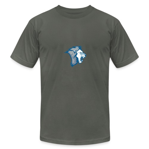PR7Logo - Men's Fine Jersey T-Shirt