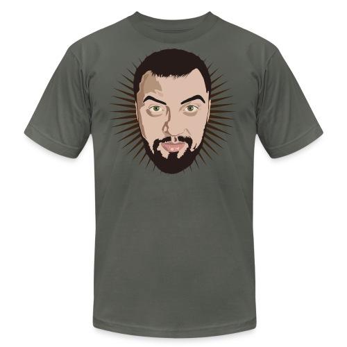 Pashtetus Vector Face - Men's Fine Jersey T-Shirt
