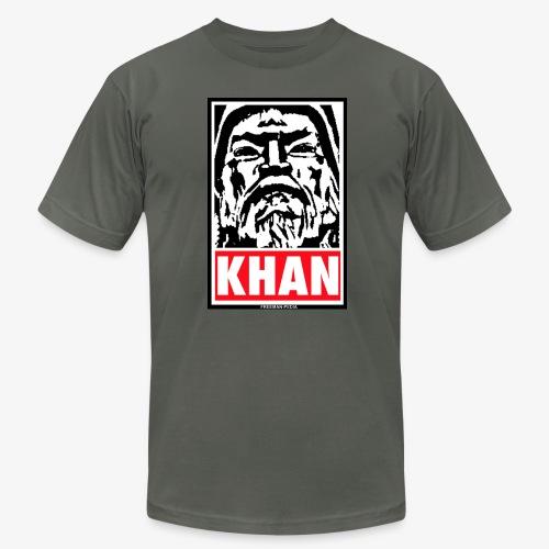 Obedient Khan - Men's Fine Jersey T-Shirt