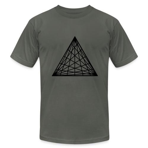 Triangles - Men's Fine Jersey T-Shirt