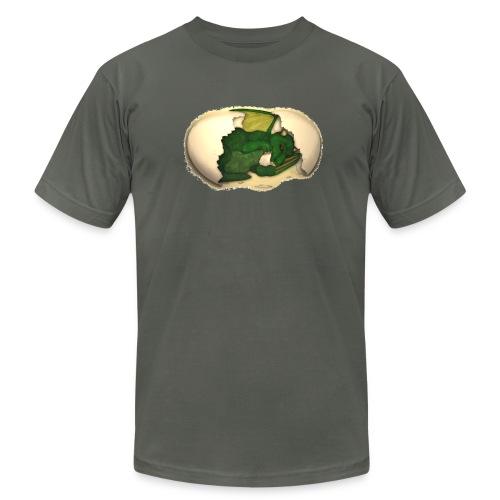 The Emerald Dragon of Nital - Men's  Jersey T-Shirt