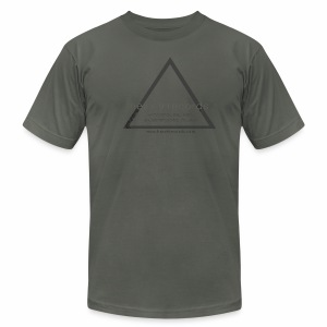 ђεƔƔ 9 ver 5 glitch - Men's T-Shirt by American Apparel
