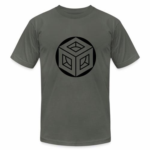 crop circles 51 - Men's Fine Jersey T-Shirt