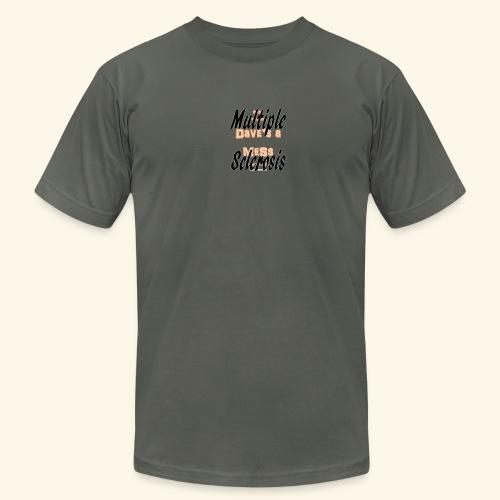 MS MeSs - Men's Fine Jersey T-Shirt
