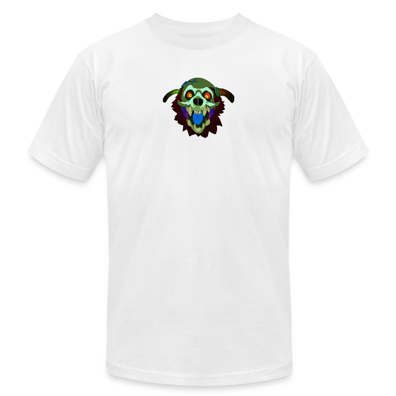 Dr. Mindskull - Men's T-Shirt by American Apparel