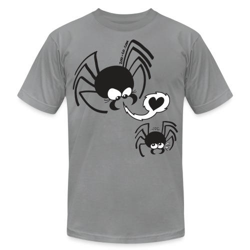 Dangerous Spider Love - Men's Jersey T-Shirt