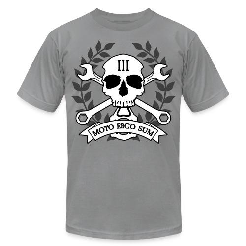 Moto Ergo Sum - Unisex Jersey T-Shirt by Bella + Canvas